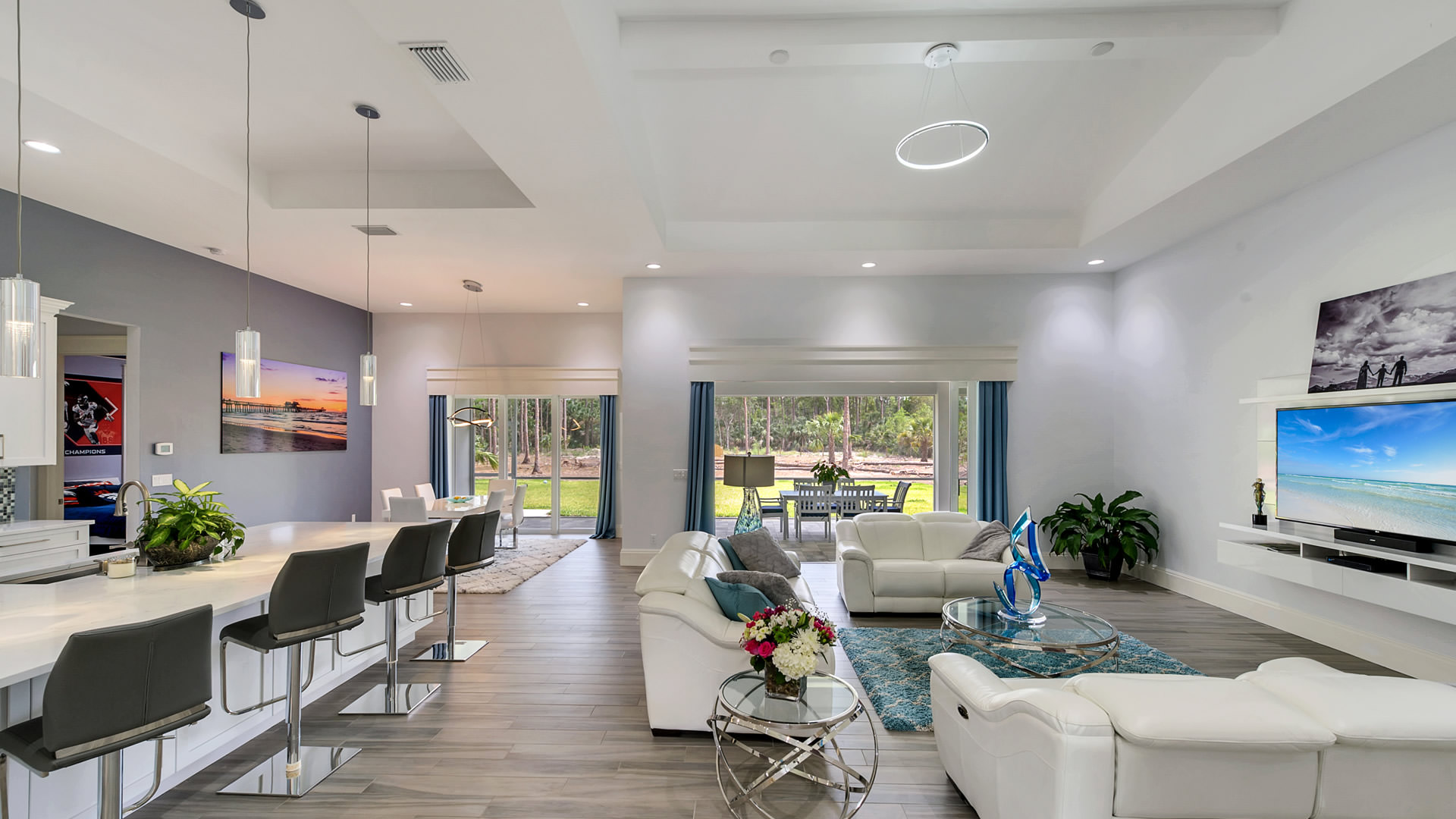 GH Builders Set to Unveil First Model Home in Golden Gate Estates