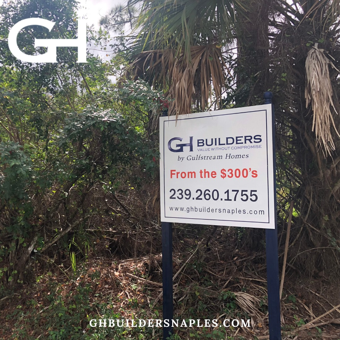 GH Builders Offers Virtual Tours of New Model Home in Golden Gate Estates